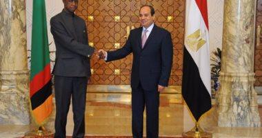 """""""من غينيا لـ زامبيا"""".. محطات توضح طريق عودة مصر لـ""""قلب أفريقيا"""""""