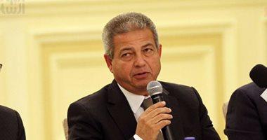 وزير الرياضة يناقش قانون الشباب فى مجلس النواب