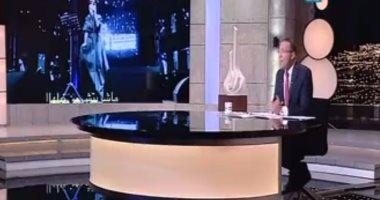 """فيديو.. خالد صلاح بـ""""آخر النهار"""": إهانة شيرين لنهر النيل مسمار فى نعشها"""