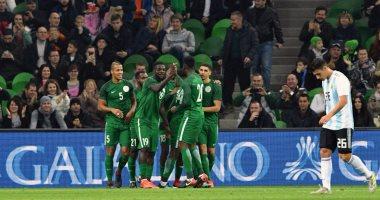 شاهد.. نيجيريا تعود بريمونتادا رائعة أمام الأرجنتين وتهزمها 4-2 وديا