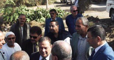 حصر أراض لإقامة 15 ألف وحدة سكنية و120 فدانا لمشروعات قومية بكفر الشيخ
