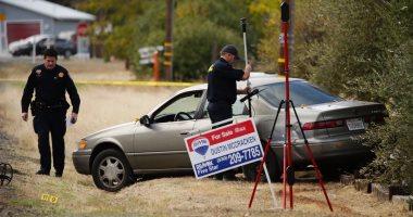 صور.. اللحظات الأولى بعد مقتل 5 أشخاص فى حادث إطلاق نار بكاليفورنيا