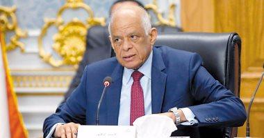 رئيس البرلمان يستعرض السيرة الذاتية للوزراء الجدد بالتعديل الوزراى