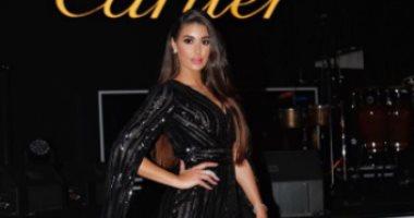 ياسمين صبرى فى حملة جديدة لدعم المرأة: سنخلع النظارات
