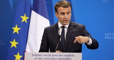 """فرنسا تبدى """"أسفها"""" لإعلان ترامب فرض رسوم على الصلب والألومنيوم"""
