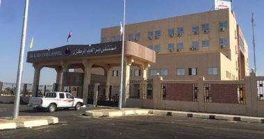 صور.. أحدث مستشفى جاهز للتشغيل بشمال سيناء.. تعرف على إمكانياته