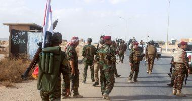 الجيش العراقى يعتقل 15 عنصرًا من تنظيم داعش الإرهابى فى الأنبار -