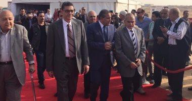 قائمة محمود طاهر تزور هيئة مصر للبترول