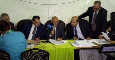 صور.. ننشر نتائج انتخابات مجلس إدارة النادى المصرى البورسعيدى