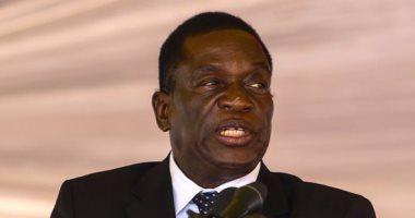 رئيس زيمبابوى يدعو الشعب إلى الوحدة وتجاوز الاضطرابات
