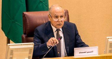 أمين عام جامعة الدول العربية يغادر القاهرة متوجها إلى لبنان