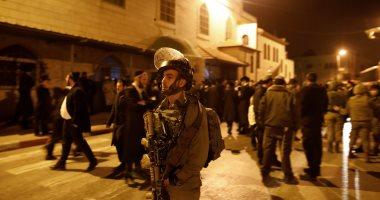 قوات الاحتلال الإسرائيلى تعتقل 21 فلسطينيا من الضفة الغربية بينهم أطفال