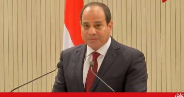 الرئيس السيسى يصدر قرارا بتعيينات فى بعض المحاكم
