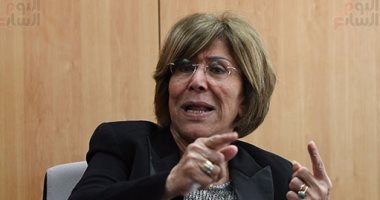"""فريدة الشوباشى: """"الشعب هيتكلم عن مجد عبد الناصر مثل الفراعنة"""""""