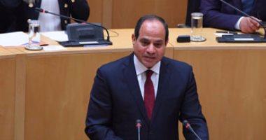 مصدر عمانى: الرئيس السيسى يصل مسقط يوم 26 نوفمبر الجارى -