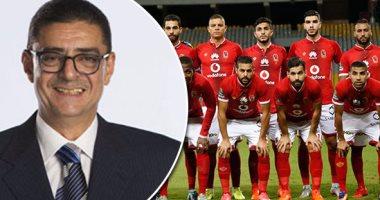 محمود طاهر يتوجه لاستاد القاهرة لتدعيم الأهلى أمام الداخلية -