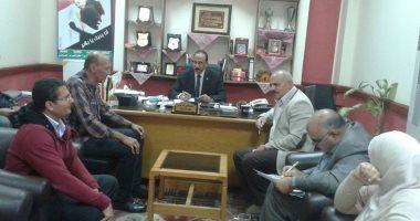 """""""تعليم جنوب سيناء"""" تستعد لانطلاق برنامج القوافل التعليمية للشهادات العامة"""
