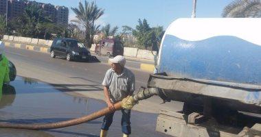 سكان 3 شوارع بقرية الدير يطالبون بتوصيل الصرف الصحى بالقليوبية