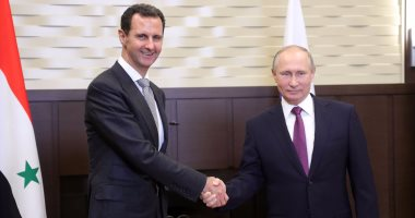 رويترز: بوتين يزور قاعدة حميميم الروسية فى سوريا قبل وصوله القاهرة