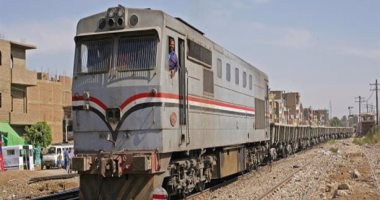 السكة الحديد تعلن التأخيرات المتوقعة بحركة قطارات اليوم لأعمال التطوير