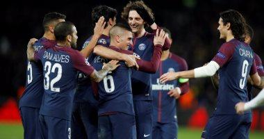 نيمار وكافانى على رأس قائمة باريس سان جيرمان لمواجهة ريال مدريد