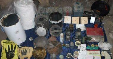 الداخلية: مقتل 3 إرهابيين إخوان والعثور على سيارتين مفخختين بوادى النطرون -