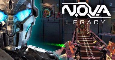 لعشاق العاب إطلاق النار جرب N.O.V.A. Legacy