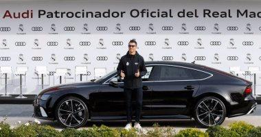 صور.. سيارات فارهة جديدة هدية لنجوم ريال مدريد