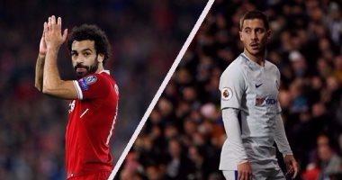 اختيار محمد صلاح ضمن أفضل 20 لاعبا فى أوروبا واستبعاد ميسى وهازارد