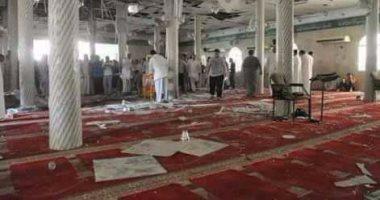 ارتفاع عدد شهداء مسجد الروضة بالعريش إلى 200 شهيد و130 مصابا