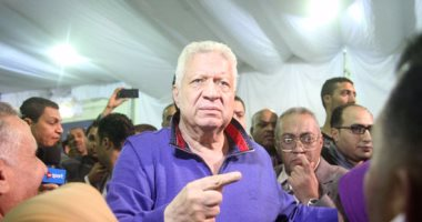 مرتضى منصور:  أنا على قائمة الاغتيالات والأولتراس اقتحموا النادى وضربوا نار  -