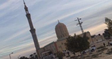 """""""يونيسيف"""" تدين هجوم مسجد الروضة الإرهابى بالعريش"""