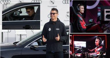 صور.. أفضل 7 سيارات فى أسطول كريستيانو رونالدو -