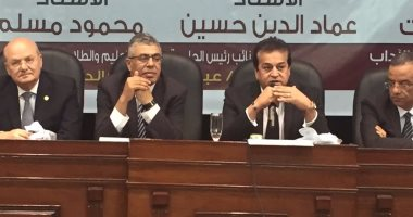 وزير التعليم العالى: مصر قدر لها محاربة الإرهاب دفاعا عن العالم