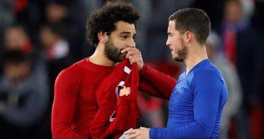 محمد صلاح وهازارد ورونالدو أبطال مثلث الأحلام فى ريال مدريد