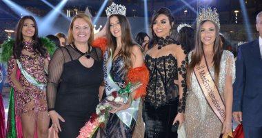 تتويج نوران ماجد ملكة جمال مصر للسياحة والبيئة 2018 اليوم السابع