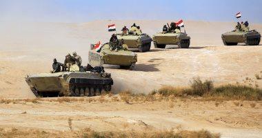 العراق: مقتل إرهابى وتفجير 6 عبوات ناسفة جنوب الفرات ووادى حوران