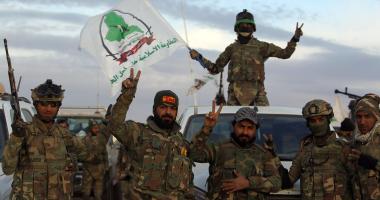 الحشد الشعبى العراقى: مقتل وإصابة 3 انتحاريين فى محافظة صلاح الدين