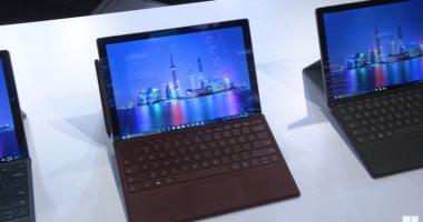 لاب توب Surface Pro الأكثر شعبية بين أجهزة مايكروسوفت -