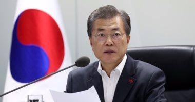 رئيس كوريا الجنوبية يلتقى السبت القادم الوفد الكورى الشمالى إلى الأولمبياد