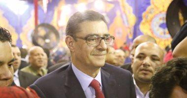 محمود طاهر عن انتخابات الأهلي : أساند الخطيب ..ولا أفكر فى الترشح حالياً