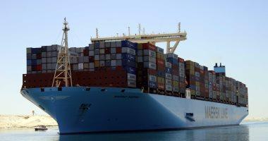 10 معلومات عن أكبر سفن حاويات تستطيع العبور فى قناة السويس -