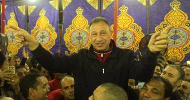 رسميا.. محمود الخطيب وقائمته يفوزون بانتخابات مجلس إدارة الأهلى (فيديو)