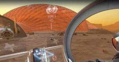 فيديو 360 درجة يستعرض شكل الحياة على كوكب المريخ بعد 100 عام