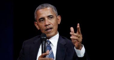 أوباما ينصح رؤساء البيت الأبيض بتوخى الحذر فى تصرفاتهم