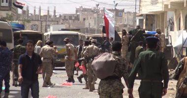 صور.. العاصمة اليمنية صنعاء تتحول لساحة معارك بين الحوثى وصالح