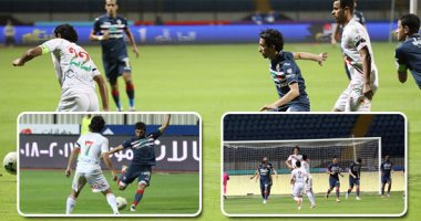 7 تغييرات فى تشكيل الزمالك أمام الحدود فى موقعة كأس مصر