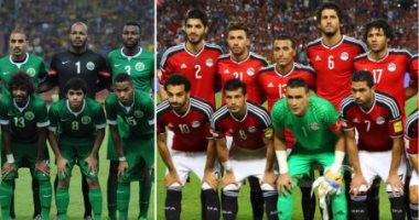 ديربى مصر والسعودية فى كأس العالم حديث الصحافة الجزائرية