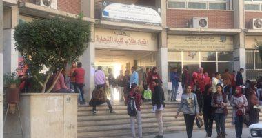 طالب بكلية التجارة بجامعة أسيوط يطالب بعدم خفض درجات الرأفة