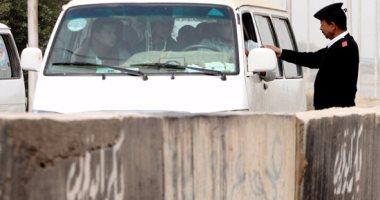 ضبط 4175 مخالفة مرورية متنوعة أثناء القيادة على الطرق السريعة
